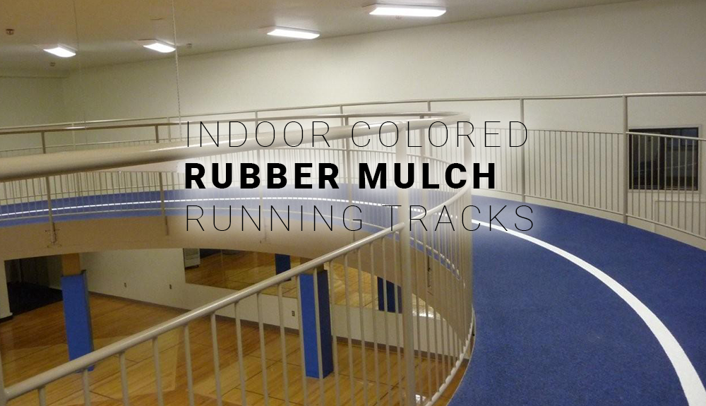 Rubber Mulch Running Track Contractor