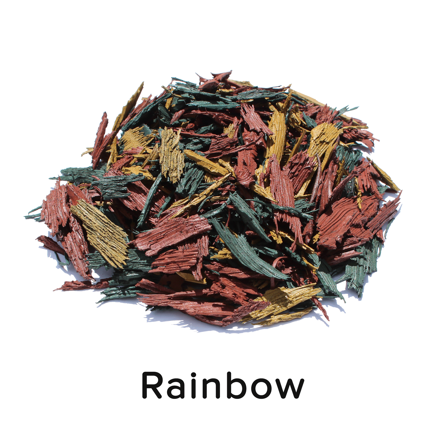 Loose-Fill-Mulch-Rainbow Contractor North VA MD