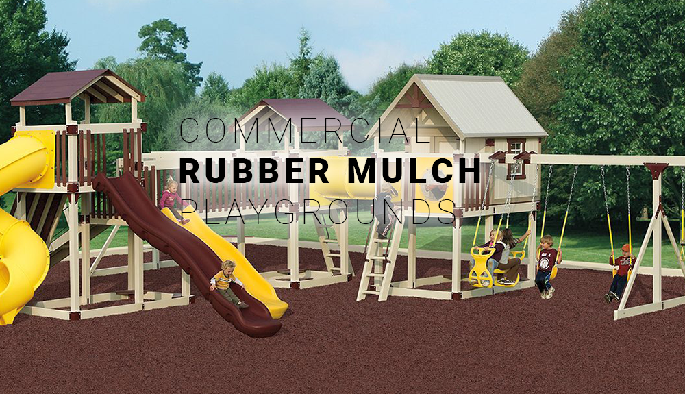 Playground Commercial Rubber Mulch VA